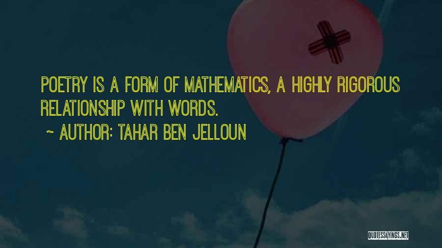 Tahar Ben Jelloun Quotes 1699937