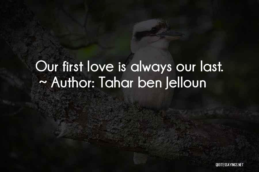Tahar Ben Jelloun Quotes 1707178