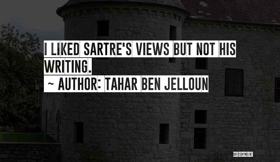 Tahar Ben Jelloun Quotes 1709206