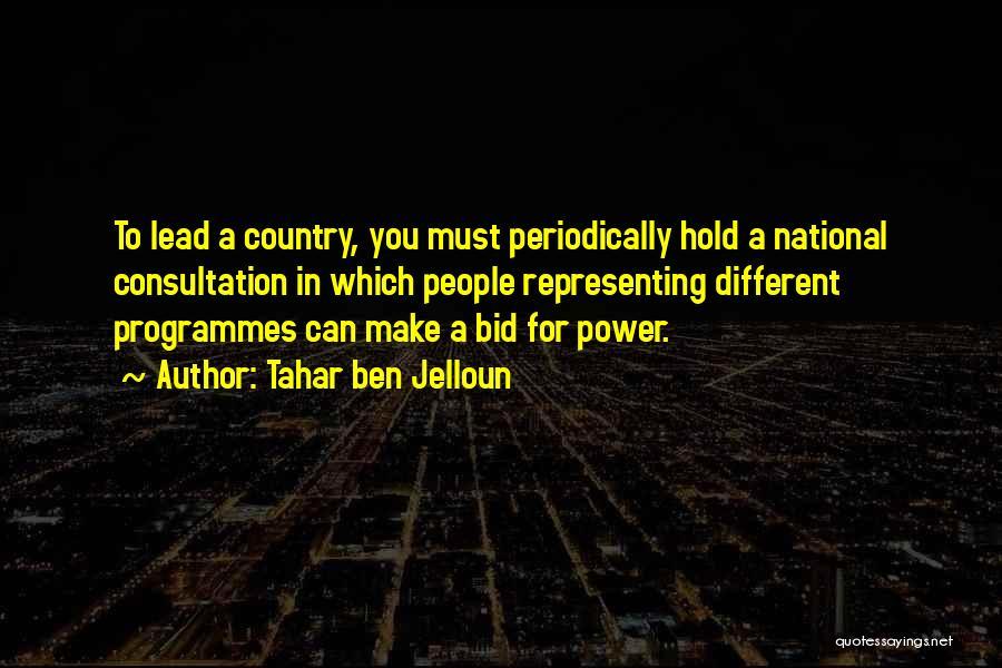 Tahar Ben Jelloun Quotes 1757395