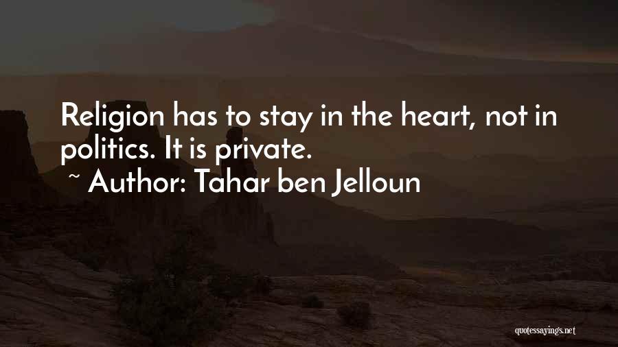 Tahar Ben Jelloun Quotes 1783196