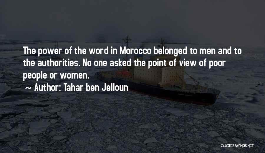 Tahar Ben Jelloun Quotes 191754