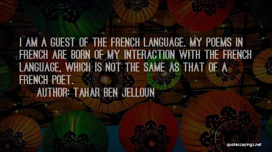 Tahar Ben Jelloun Quotes 2178542