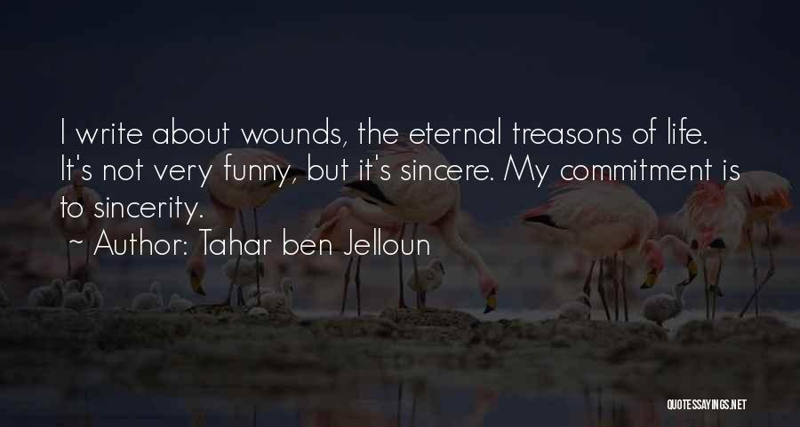 Tahar Ben Jelloun Quotes 2184672