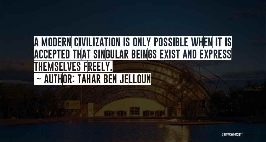 Tahar Ben Jelloun Quotes 240172