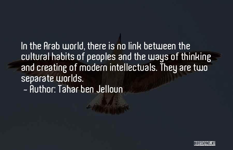 Tahar Ben Jelloun Quotes 311934