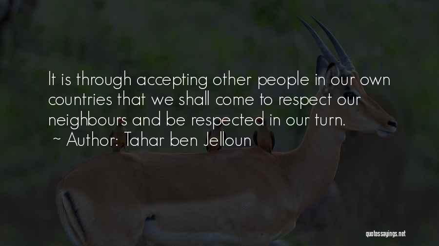 Tahar Ben Jelloun Quotes 391306