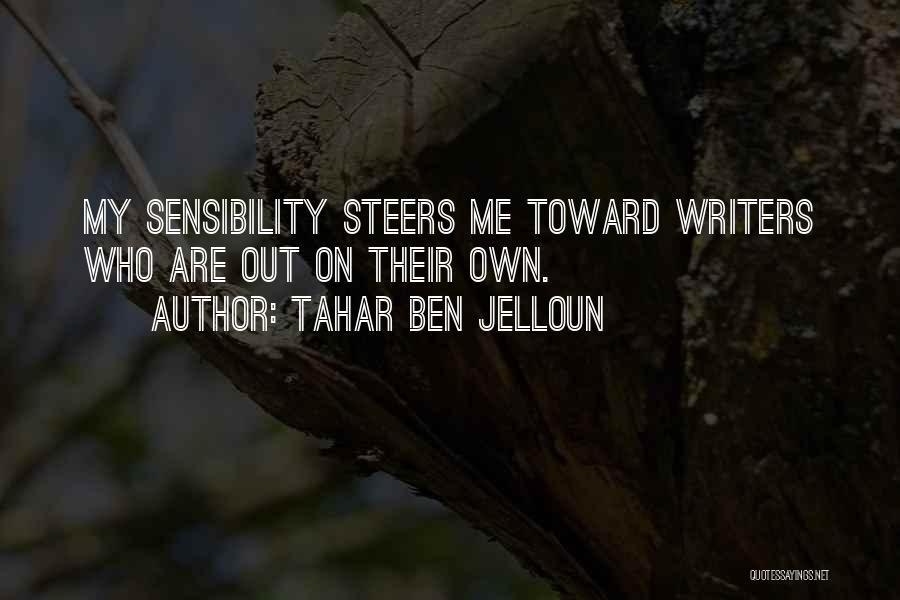 Tahar Ben Jelloun Quotes 433332