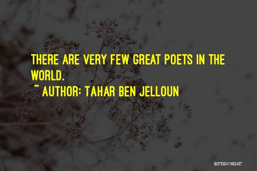 Tahar Ben Jelloun Quotes 440547