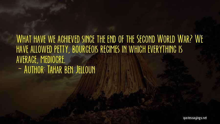 Tahar Ben Jelloun Quotes 487385