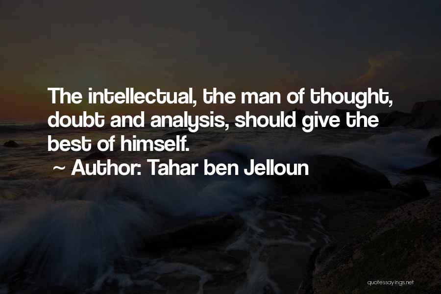 Tahar Ben Jelloun Quotes 612228