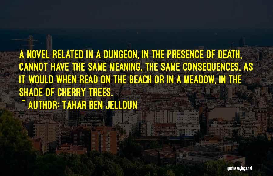 Tahar Ben Jelloun Quotes 731403