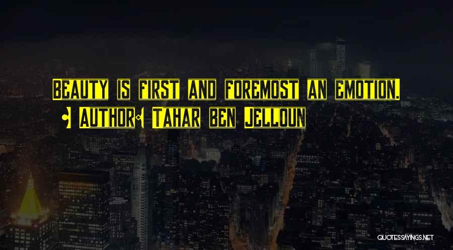 Tahar Ben Jelloun Quotes 831583