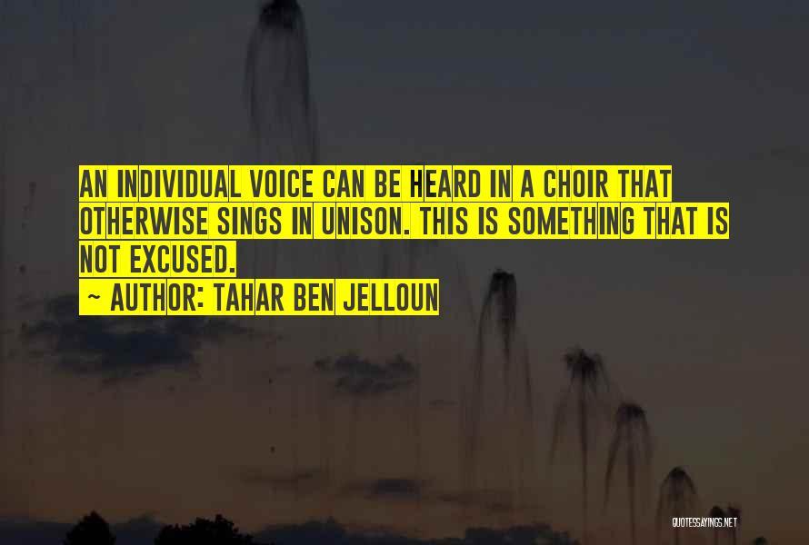 Tahar Ben Jelloun Quotes 891997