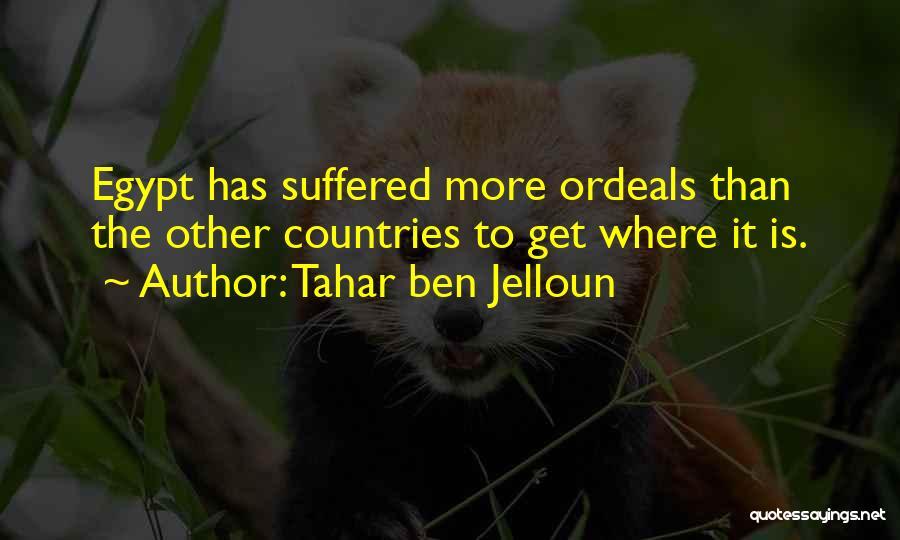 Tahar Ben Jelloun Quotes 983533