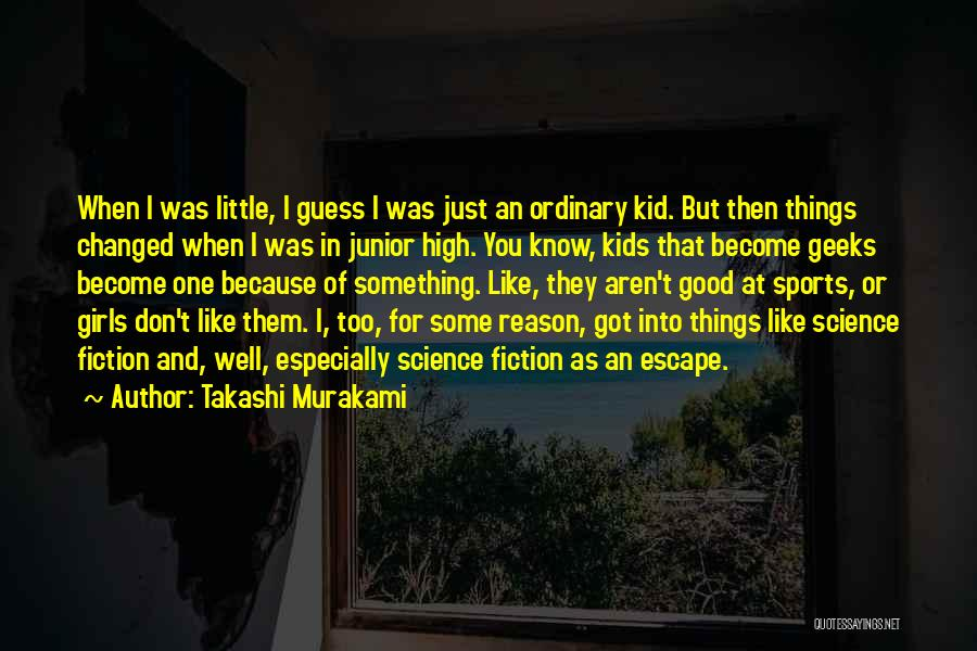 Takashi Murakami Quotes 715268