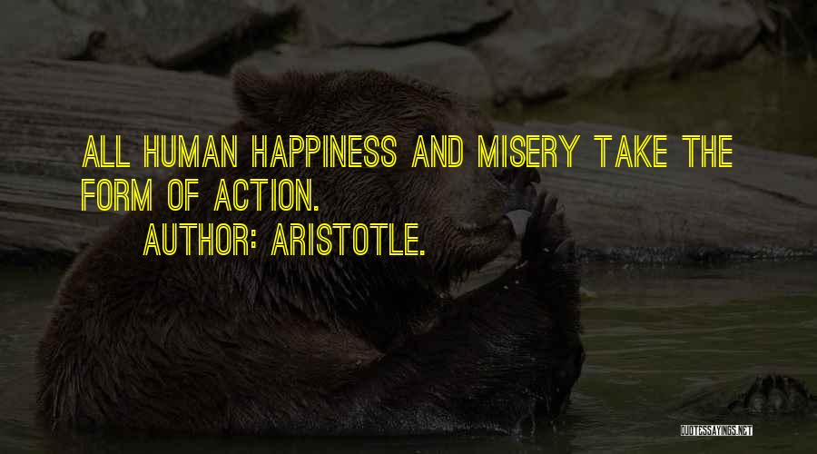 Take Action Quotes By Aristotle.