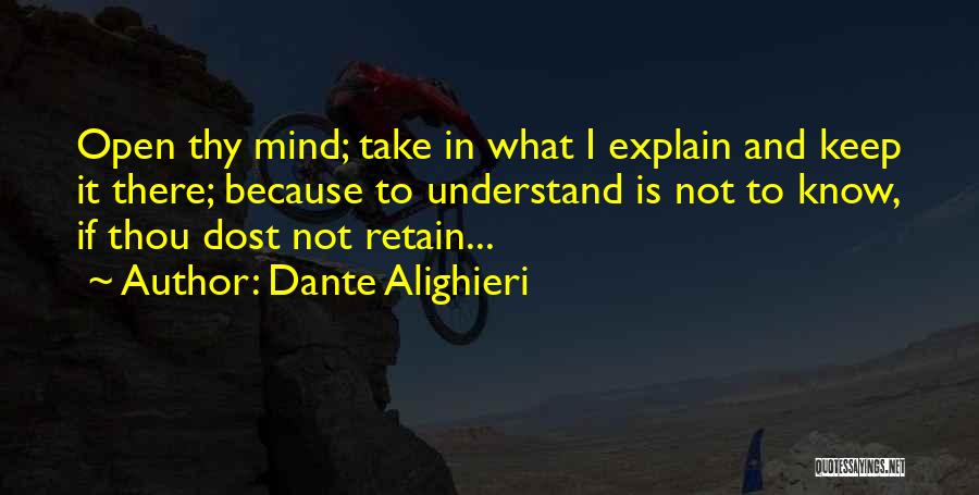 Take Action Quotes By Dante Alighieri