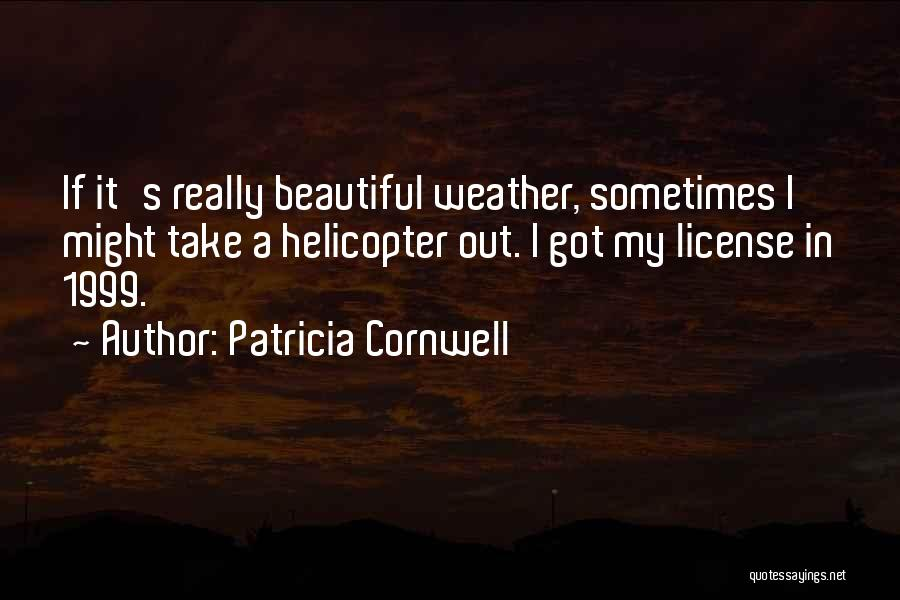 Take Me As I Am Not Who I Was Quotes By Patricia Cornwell