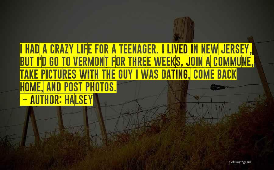 Take Photos Quotes By Halsey