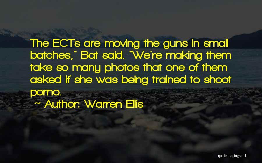 Take Photos Quotes By Warren Ellis