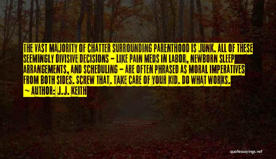 Take Your Meds Quotes By J.J. Keith