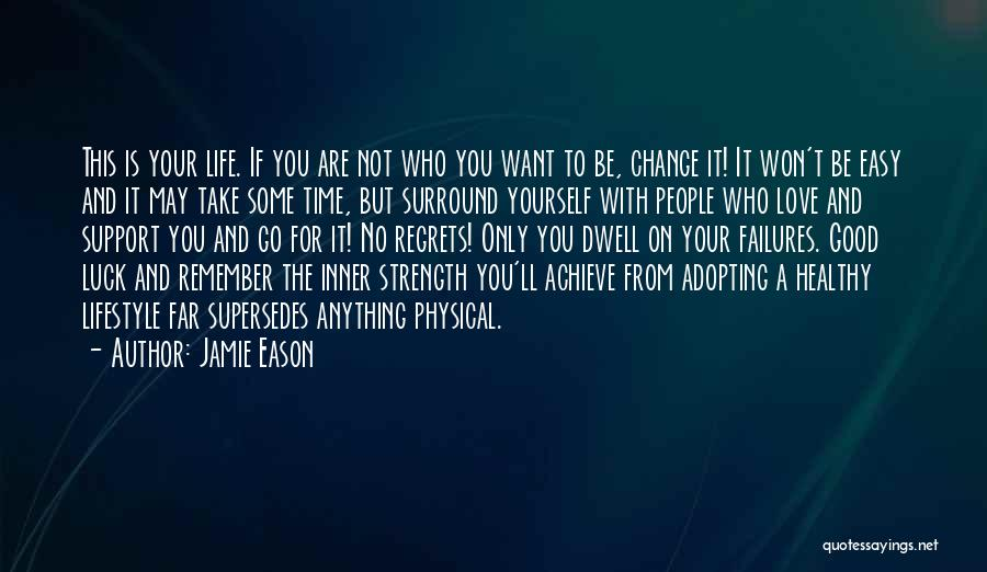Take Your Time Love Quotes By Jamie Eason