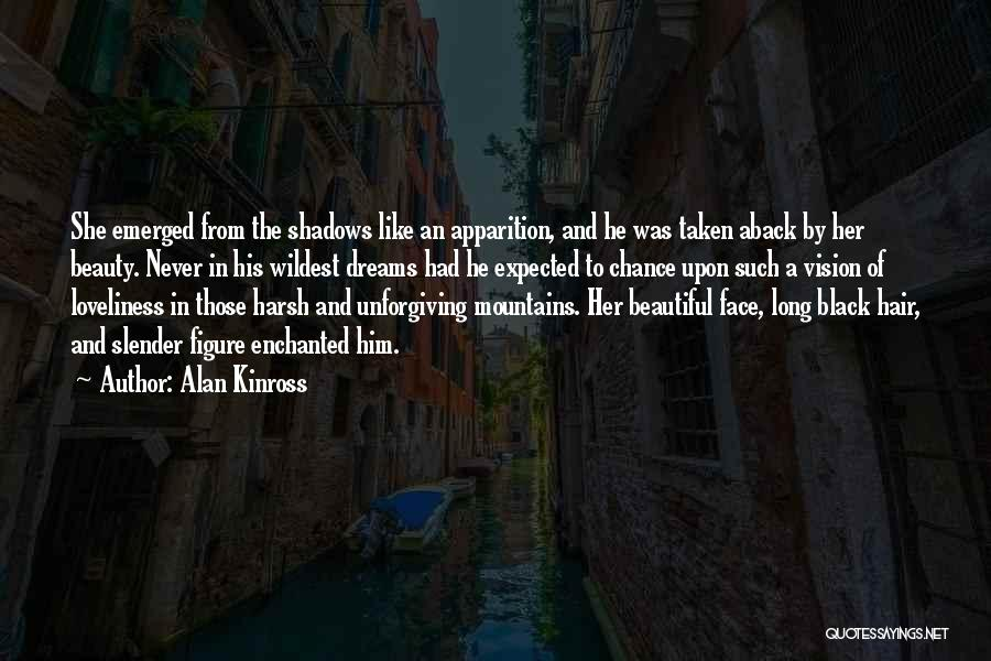 Taken Aback Quotes By Alan Kinross