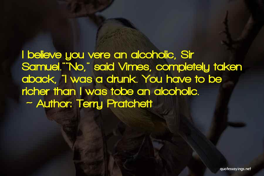 Taken Aback Quotes By Terry Pratchett