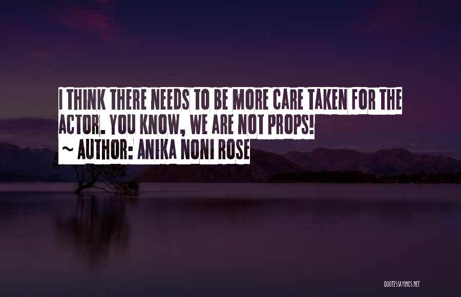 Taken Quotes By Anika Noni Rose