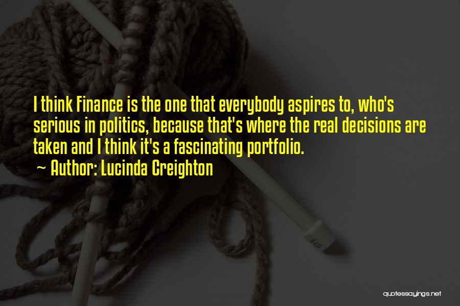 Taken Quotes By Lucinda Creighton