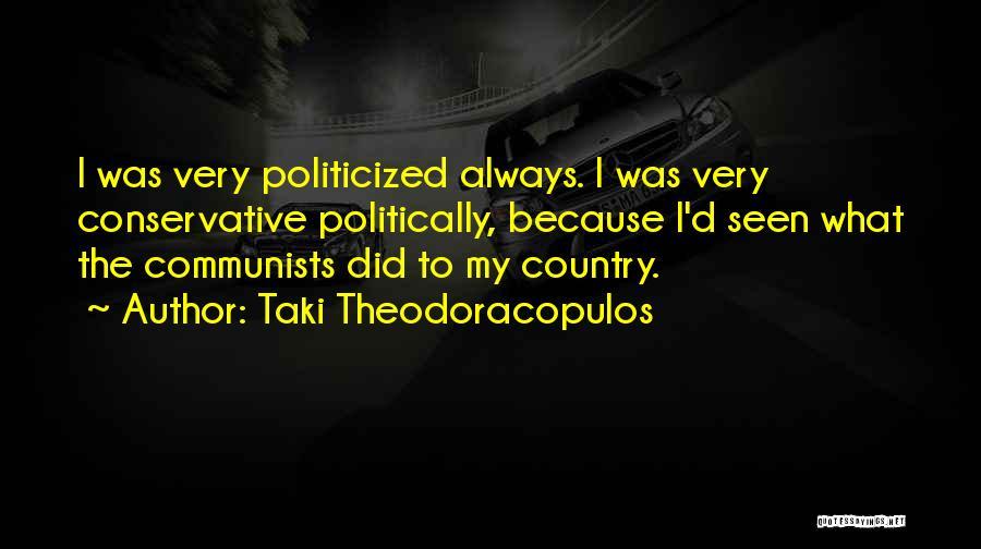 Taki Theodoracopulos Quotes 487446