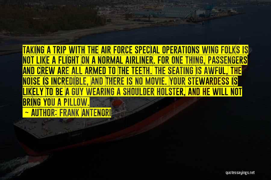 Taking Flight Quotes By Frank Antenori