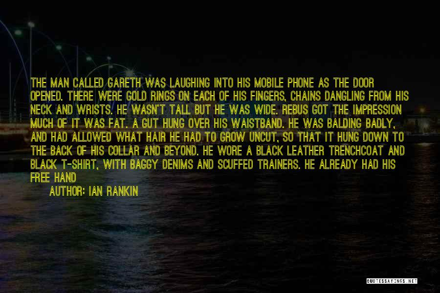 Taking Note Quotes By Ian Rankin
