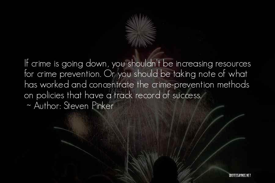Taking Note Quotes By Steven Pinker
