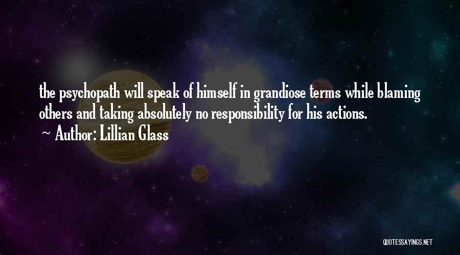 Top 10 Quotes Sayings About Taking Responsibility And Not Blaming