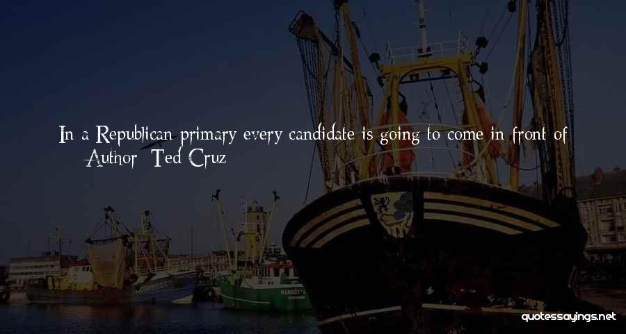 Talk Is Cheap Quotes By Ted Cruz