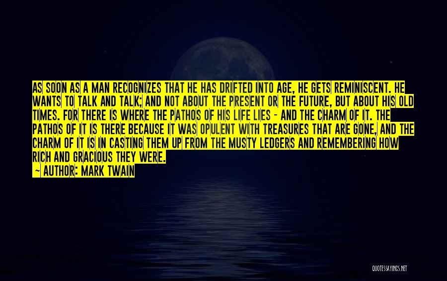Talk Soon Quotes By Mark Twain