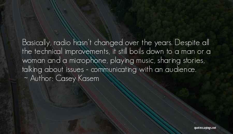 Talking Down To Others Quotes By Casey Kasem