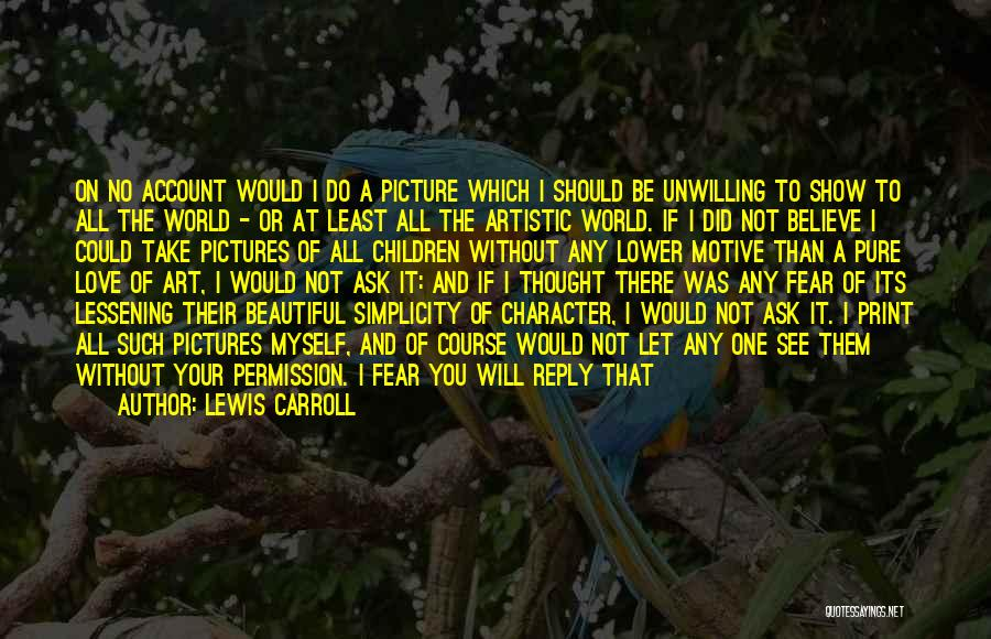 Talking To You Picture Quotes By Lewis Carroll