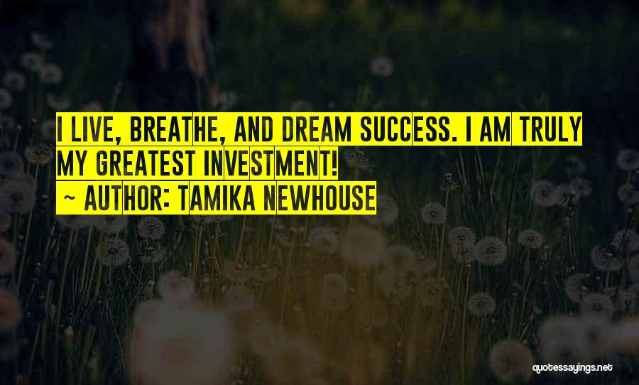 Tamika Newhouse Quotes 87955