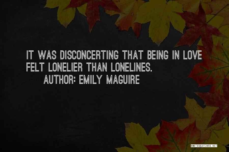 Taming Beast Quotes By Emily Maguire