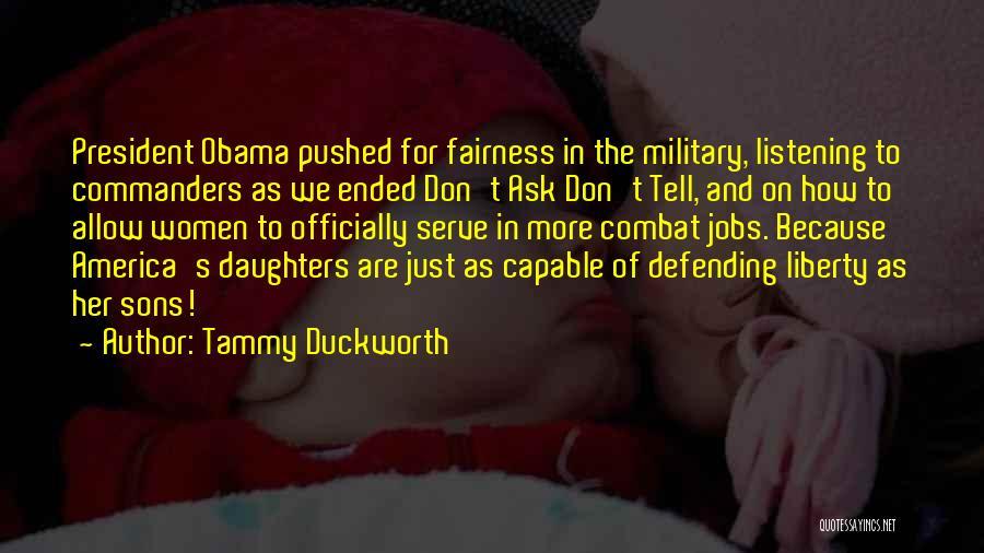 Tammy Duckworth Quotes 805409