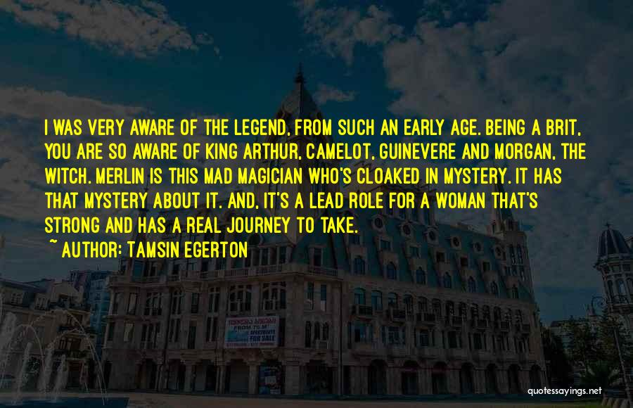 Tamsin Egerton Quotes 2150754