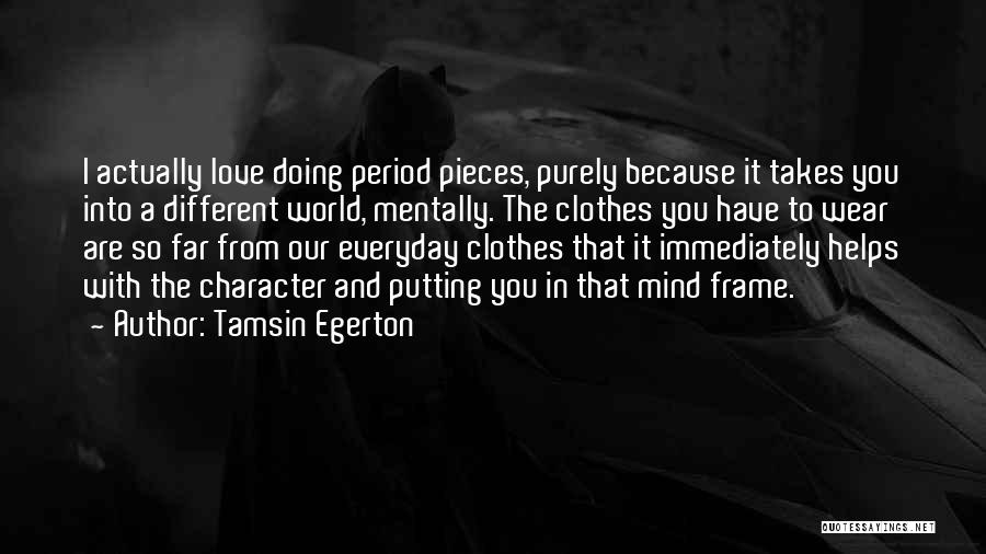 Tamsin Egerton Quotes 2242181
