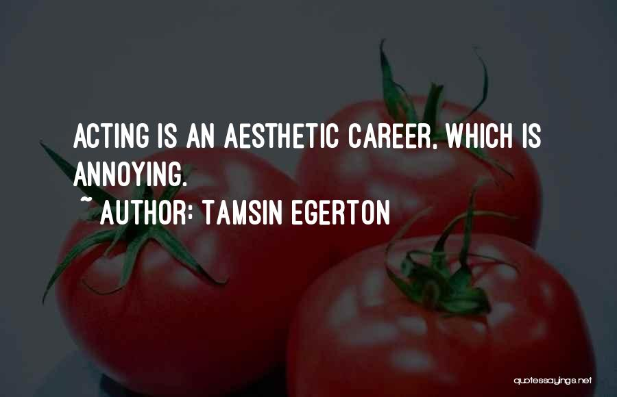 Tamsin Egerton Quotes 329085