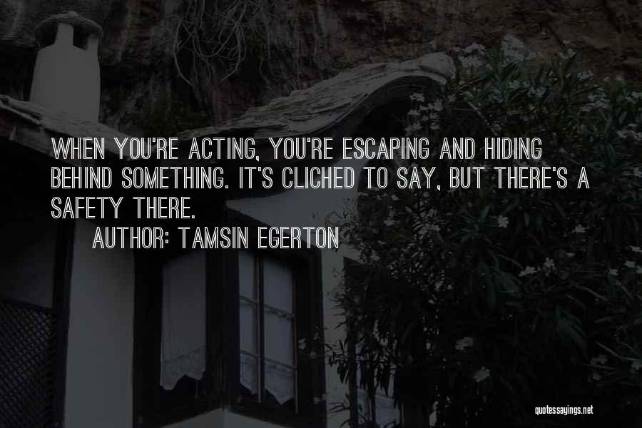 Tamsin Egerton Quotes 500733