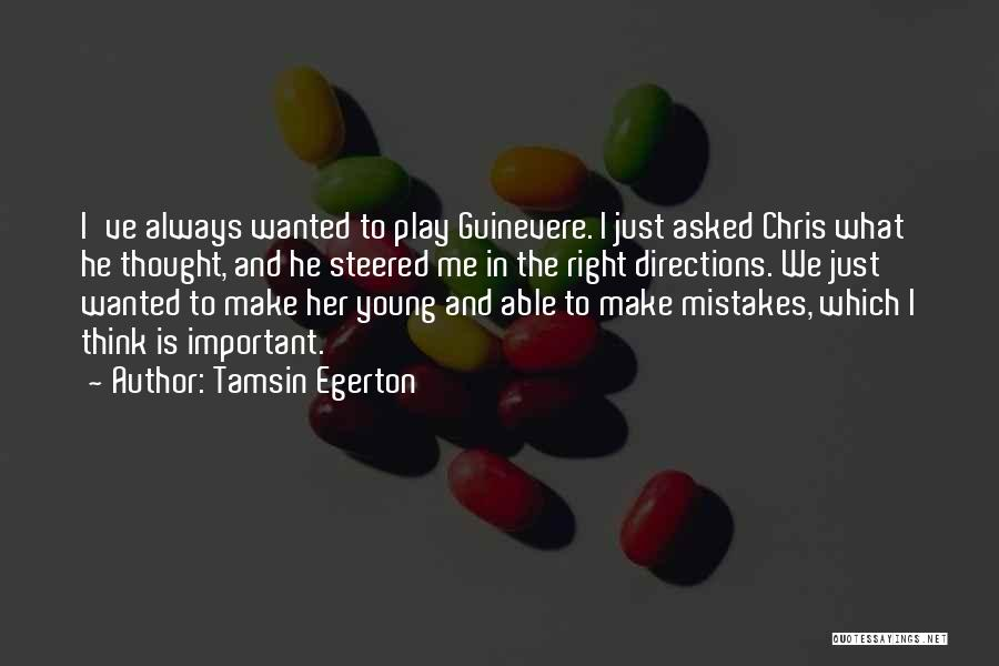 Tamsin Egerton Quotes 517545