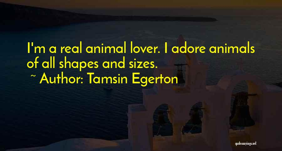 Tamsin Egerton Quotes 532428