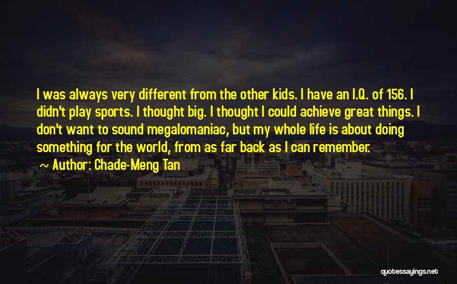 Tan Quotes By Chade-Meng Tan